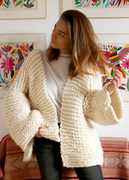 Brera Cardigan - Strickset