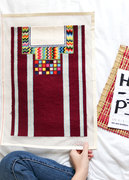 Huipil - petit point kit